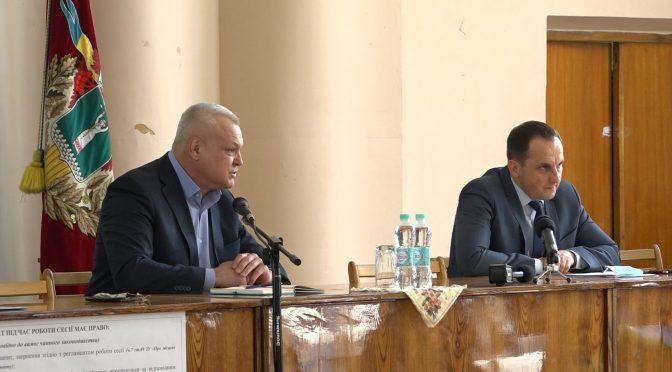 У Смілі відбулася зустріч голови Черкаської ОДА з місцевою владою