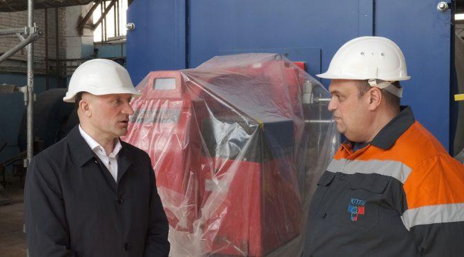 Послуги з теплопостачання стануть якіснішими, а гідравлічні випробування – комфортнішими для черкащан, – Анатолій Бондаренко