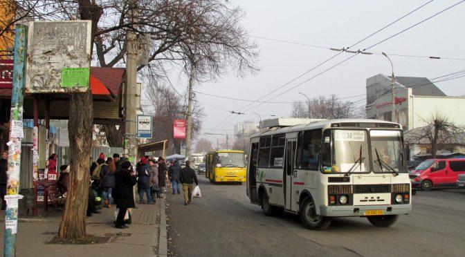 З 1 травня громадський транспорт возитиме черкащан, що працюють. Але лише за наявності відповідного посвідчення і засобів захисту