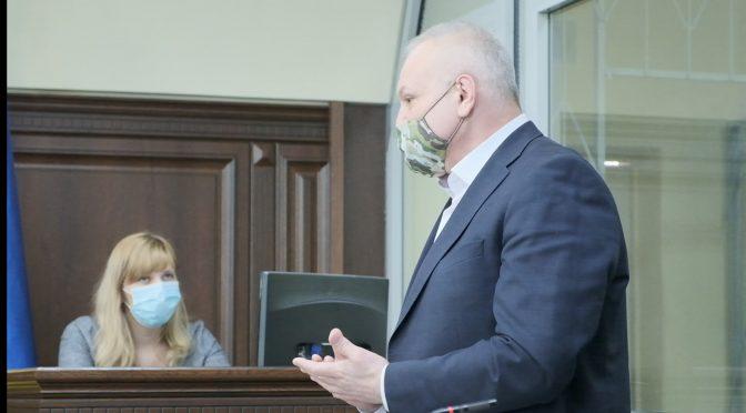 Суд відмовив у клопотанні прокуратури про застосування до мера Сміли запобіжного заходу у вигляді особистого забов'язання