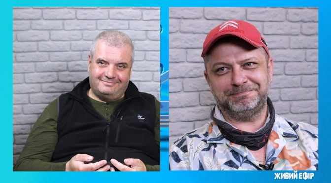 Живий ефір: Валерій Воротник і Юрій Єфремов. Феномен Бондаренка і місія Зеленського