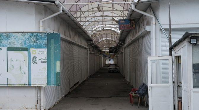 Криваліївський ринок зачинений. Поліція залякує підприємців штрафами?