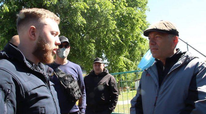 "Представники патріотичних сил Черкащини попередили ""вату"""