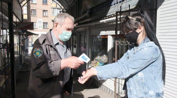 Базарна криза: карантин позбавив черкаські ринки покупців