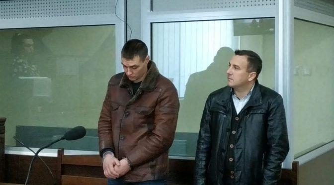 Ігоря Тютіна, який напав із молотком на водія лімузина, засуджено до 3-х років тюрми