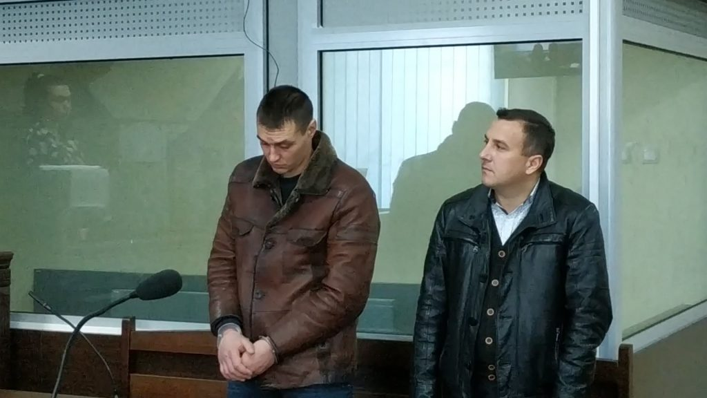 Ігор Тюрін, водій лімузину, побив молотком