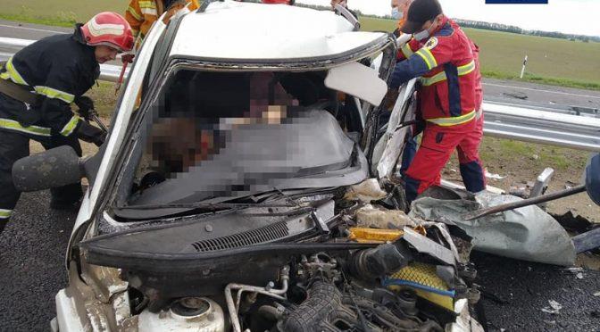 На Жашківщині – автокатастрофа: четверо загинули, серед загиблих 6-річна дитина