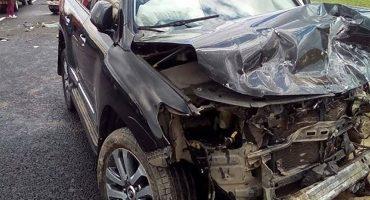 За фактом смертельної ДТП на Жашківщині, в якій постраждали діти, розслідується кримінальне провадження, затримано водія Toyota Land Cruiser