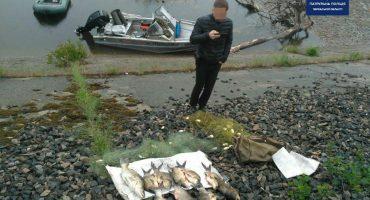 У липівську заказнику знову упіймали браконьєрів