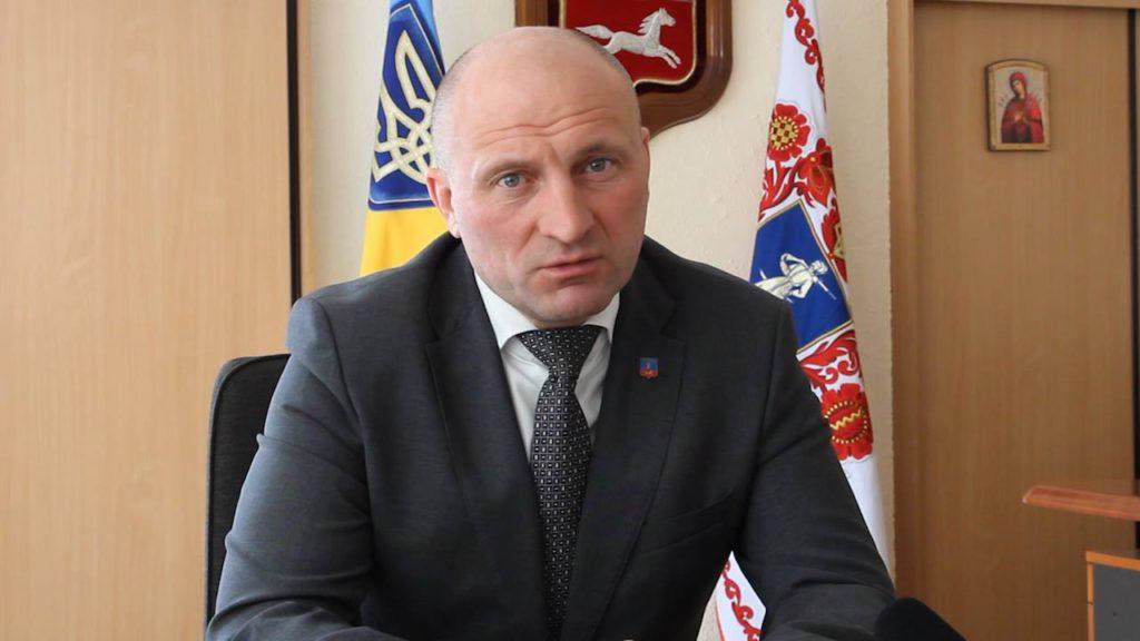Анатолій Бондаренко, міський голова Черкас