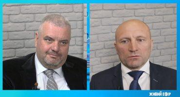 Бондаренко розповів про позов проти Зеленського, 19 кримінальних справ та Черкаси після карантину – живий ефір Антени