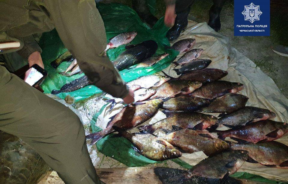 На акваторії річки Дніпро виявили двох порушників закону, браконьєри
