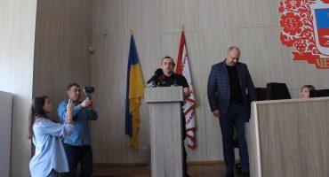 У Черкаському міськрайонному відділі ДСНС – новий керівник