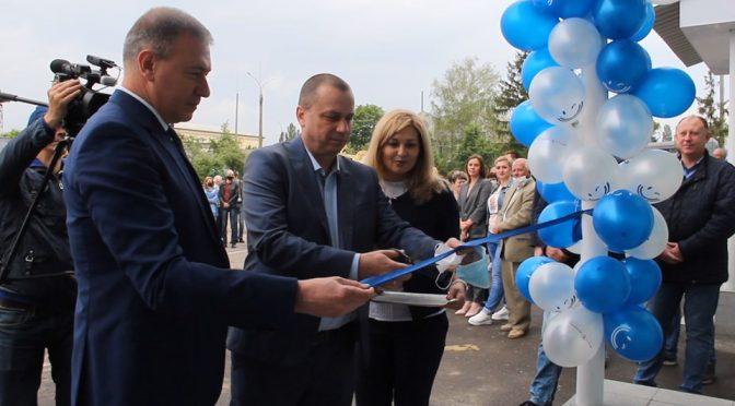 На роботу – як на свято: у Черкаському міському РЕМі повністю оновили побутові приміщення для працівників