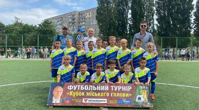 Анатолій Бондаренко відкрив другий етап футбольного турніру «Кубок міського голови»