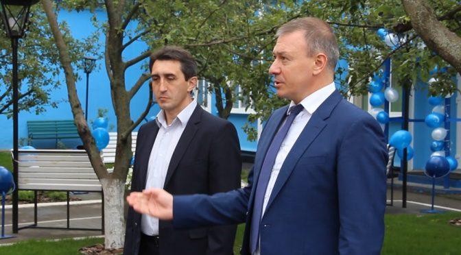 Після капітального ремонту урочисто відкрито Черкаський районний РЕМ