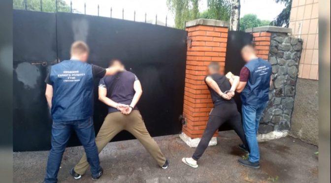 Поліцейські Черкащини затримали серійних домушників