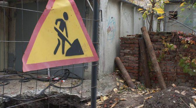 У зв'язку з ремонтом тепломережі до 10 липня буде перекрито рух вул.Митницькою між вул. Благовісною та вул. Гоголя