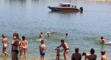 У Черкасах рятувальники нагадують відпочивальникам правила поведінки на воді