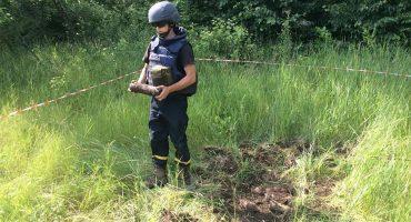 Сапери вивезли і знищили виявлений на Черкащині арсенал часів Другої світової війни