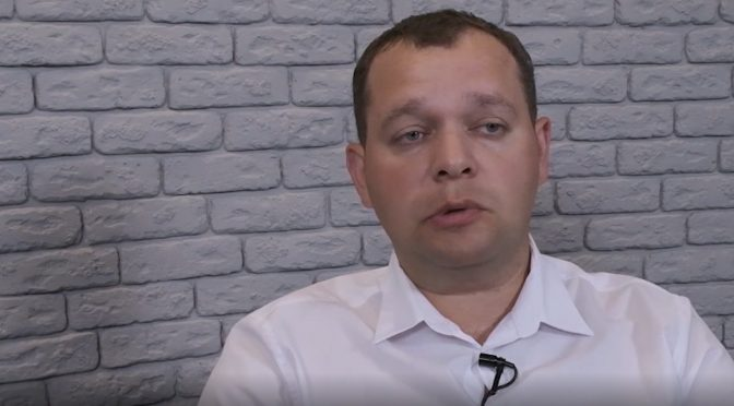 Ігоря Волошина призначено директором департаменту освіти та гуманітарної політики ЧМР