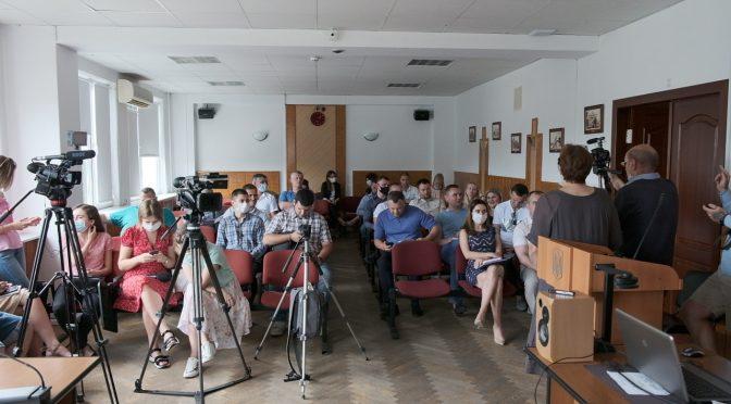 Депутати міськради з групи Радуцького-Згіблого не прийшли на сесію міськради