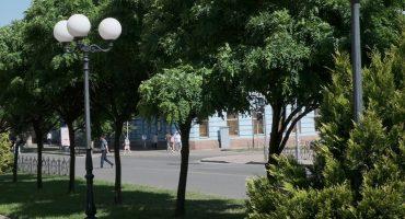 У вихідні в Черкасах – справжня літня спека: вдень +30-35º, вночі +17-22º
