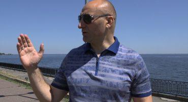 Анатолій Бондаренко пообіцяв зробити в Черкасах найкращу набережну в Україні