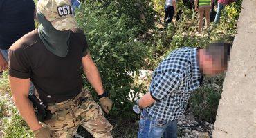 Співробітники УСБУ у Черкаській області взяли участь у затриманні агента ФСБ РФ, який готував теракт на території ПАТ «Сєвєродонецьке об'єднання Азот»