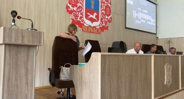Черкаська міськрада не проголосувала за звільнення Нищика та Бордунос