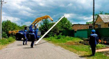 «Черкасиобленерго» не припиняє модернізацію електромереж