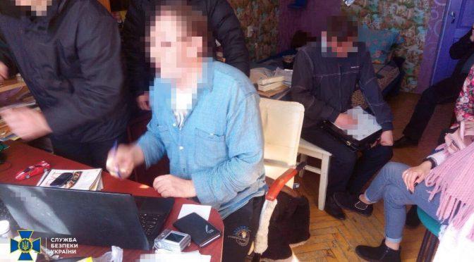 У Черкасах СБУ викрила антиукраїнського агітатора