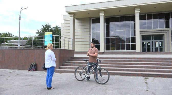 18 липня у Смілі відбудеться благодійний велозаїзд заради порятунку 9-річного Артема Тараненка, котрий намагається здолати пухлину головного мозку