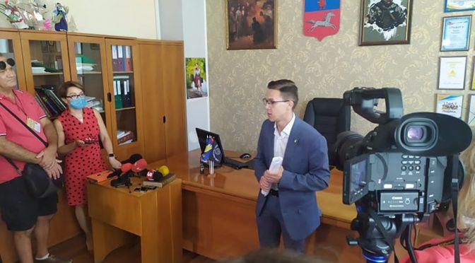 Юрій Ботнар дав пресконференцію щодо замовного вбивства
