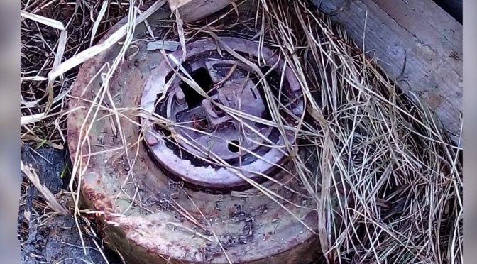 у Черкасах, на вулиці Чигиринська у житловому секторі, неподалік від дитячого майданчику було виявлено предмет, ззовні схожий на протитанкову міну.