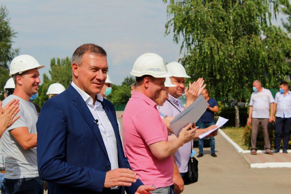 Олег Самчук Черкасиобленерго