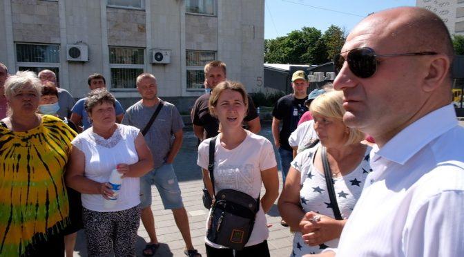 Ярмарок сільгосппродуктів на площі 700-річчя в Черкасах може бути закритий