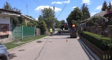 У Смілі капітально ремонтують частину вулиці Мічуріна. Вартість проєкту – майже мільйон гривень