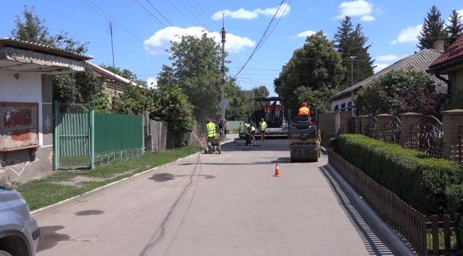 ремонт дороги у Смілі