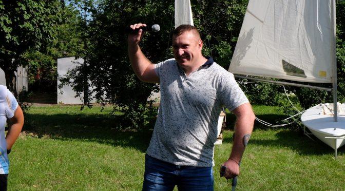 """Громадські Організації """"Козацькі вітрила"""" та """"Ротарі клуб Черкаси"""" відкрили дитячу вітрильну школу """"Children Love Sail Ukraine"""""""
