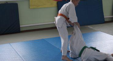 """У сучасному спортивному залі на """"Табачці"""" займаються дзюдо понад 110 юних спортсменів"""