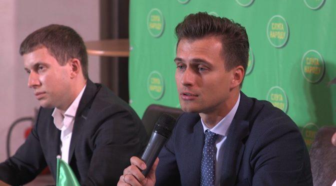 Слуги народу не готові назвати прізвища кандидатів на посаду мера та депутатів черкаської міськради