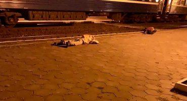 У соцмережі повідомляють про загибель чоловіка на залізничній станції у Кам'янці