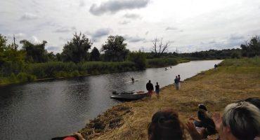 У Смілі відбулися традиційні змагання з веслування на байдарках і каное серед ветеранів «Тясминська регата»