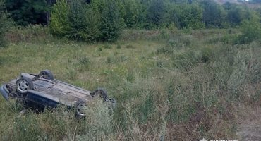На Смілянщині через п'яного водія загинув пасажир