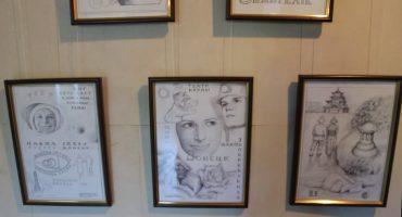Протягом серпня у краєзнавчому музеї діятиме виставка робіт Володимира Перенесенка