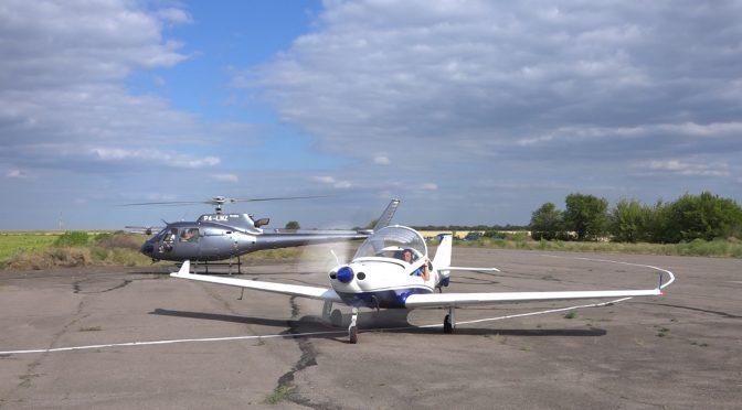 Всеукраїнський фестиваль малої авіації відбувся на Смілянщині