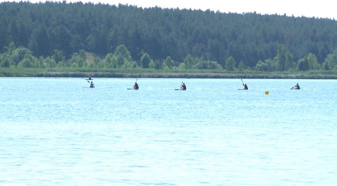 У Смілі відбулись обласні змагання з веслування