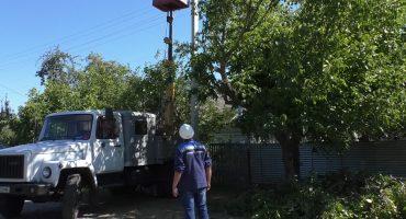 У Черкаському РЕМі замінюють електроопори