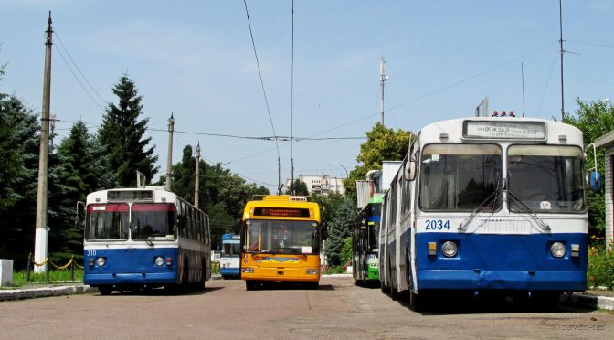 24 серпня у Черкасах тролейбуси №1, 1А, 7 та 10 їздитимуть до 24.00